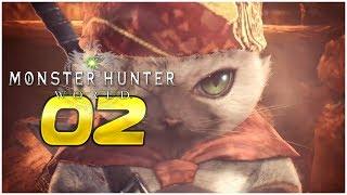 Monster Hunter World 02 -  Jagd auf Kleinvieh