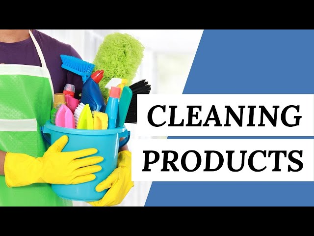 CONVENTIONAL CLEANING PRODUCTS Aren't Really Safe #short