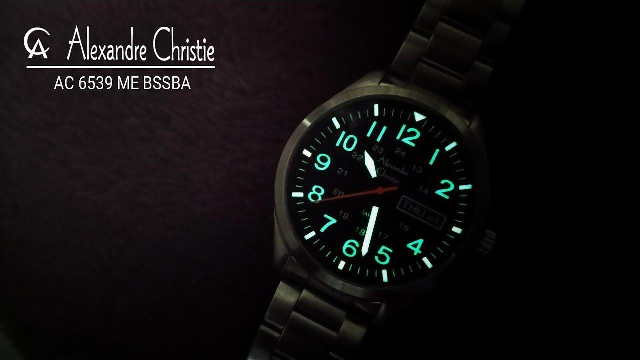 Alexandre Christie harga 500ribuan AC 6539