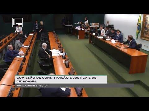 CONSTITUIÇÃO E JUSTIÇA E DE CIDADANIA - Reunião Deliberativa - 04/07/2018 - 11:09