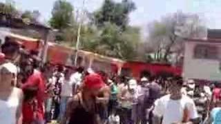 MOJIGANGA DE SANTA ISABEL 2007