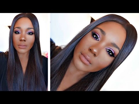 GET READY WITH ME - Talk Through   | 100% Drugstore Makeup Tutorial 2016 thumbnail