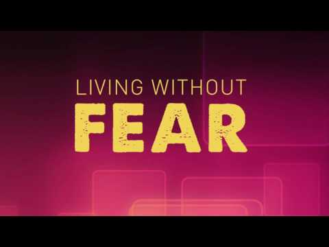 Living without Fear   Clare Thompson
