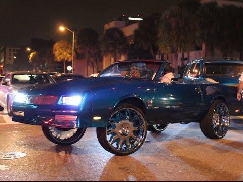 Whipaddict Orlando Classic Night Camaro On 32s Monte