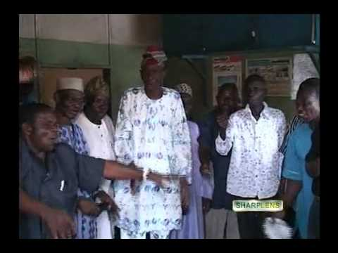 SHARPLENSTV - RETIREES OF NEW NIGERIA NEWSPAPERS OWED OVER HUNDRED MONTHS PENSION