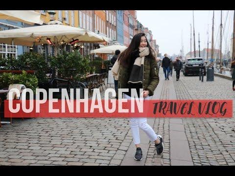 COPENHAGEN, DENMARK | Travel Vlog #8