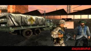 Full Spectrum Warrior PC Gameplay Chapter 10 Part 1/2