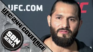 Jorge Masvidal: Nate Diaz 'Makes My Moment' Legacy-worthy | UFC 244 | Open Workouts