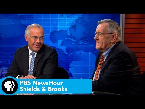 Shields and Brooks on accidental drone deaths, Clinton money questions