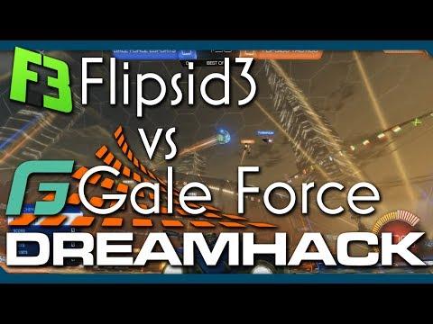 Flipsid3 Tactics vs Gale Force | Dreamhack Summer 2017 Grand Finals