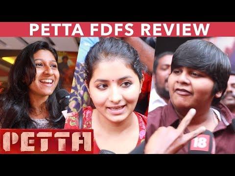 PADAM Full Ah Tharamana Sambhavam - Genuine Public Response  | Petta Review