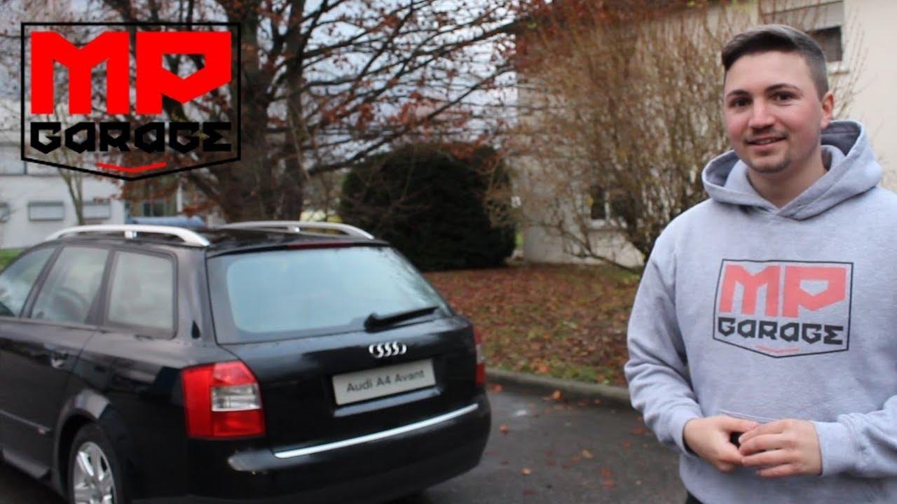 2x Original Stabilus Gasfeder LIFT-O-MAT Heckklappendämpfer Audi A4 Avant B6