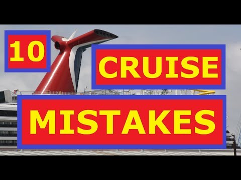 10-cruise-mistakes-made-before-a-cruise