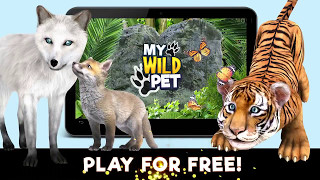 My Wild Pet Online Animal Rescue (Android / IOS) My Wild Pet Mobile Game For Kids Gameplay