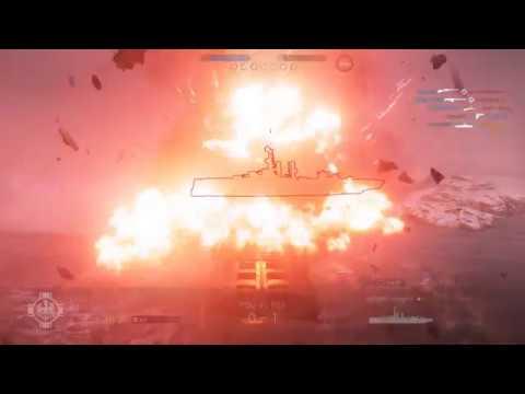 Battlefield 1: Albion Naval Warfare