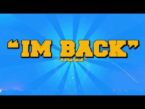 Tiggz - IM BACK (Prod. Young K) (Lyric Video)