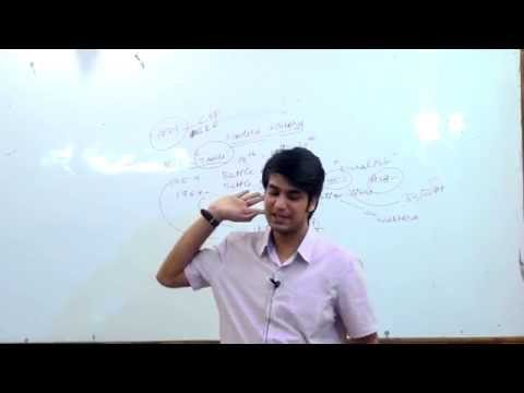 IAS / UPSC history lecture - Modern History of India - Part1
