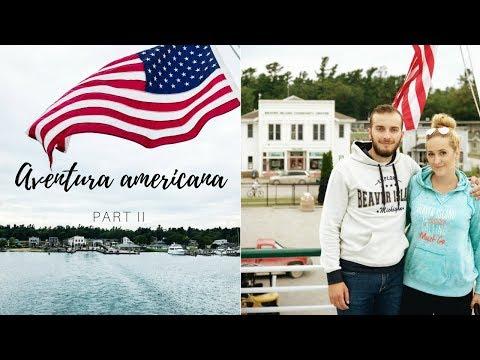 Prima vizita din Romania | Mama si Mario in America pentru prima data (Partea II)