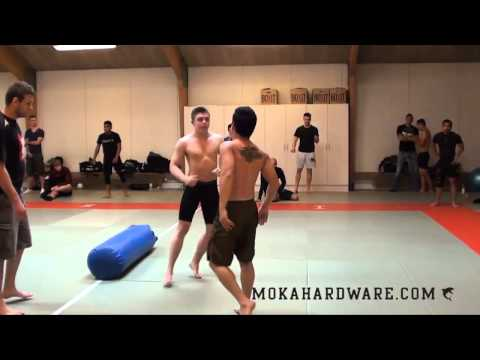 DGL 4 Runde F. Christian Nabe-Nielsen neoGYM vs Mads Buch Horsens Muay Thai - Mma