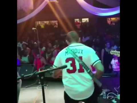 Klass live in Guyana 2017