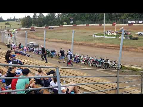 9-1-19 Sportsman hot laps River City Speedway