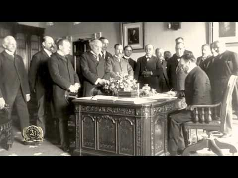 The story of why the Resolute Desk was given by Queen Victoria to the President of the United States