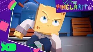 The Pixelarity | Help ft. AshDubh | Official Disney XD UK
