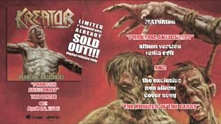 KREATOR - Phantom Antichrist (OFFICIAL SINGLE)