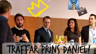 TRÄFFAR EN PRINS! / Vloggvecka day 4  Johanna Lind