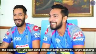 Ankit Sharma | Being Royal | IPL 2018 | Rajasthan Royals