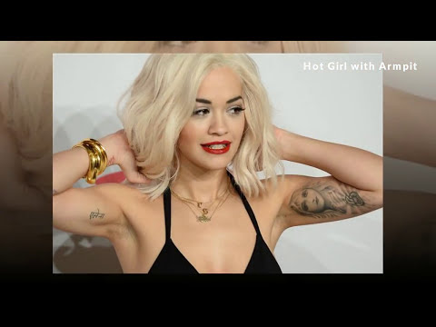 #08 armpit hair removal girl - Hot Girl with Armpit - [Europe Girl] 【わきが 治療】【ワキガ】【 脇 脱毛】【脇の下】 thumbnail