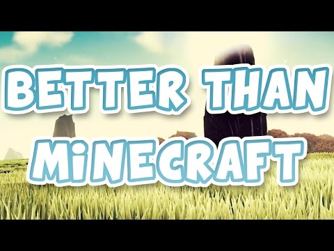 5 Reasons Why NO MAN'S SKY Is BETTER Than MINECRAFT |