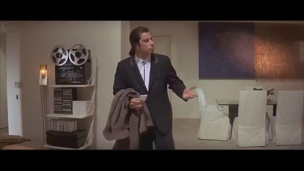 Original Confused Travolta Youtube