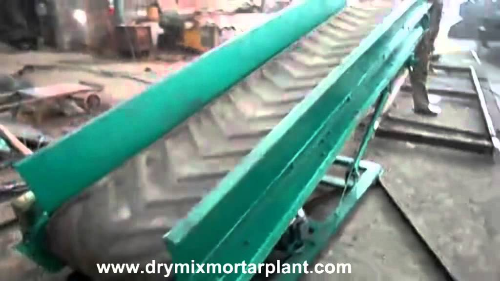 Small mobile rubber belt conveyor for sale