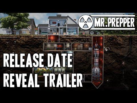 Mr Prepper - Release Date Trailer