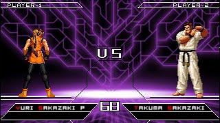 [KOFM LV2] Shun Goku Satsu? ▶ Serious Yuri vs AOF Team