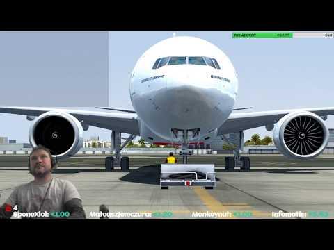 [P3Dv4.2]  Dubai International Airport (OMDB) → Sabiha Gökçen International Airport (LTFJ) [Vatsim]