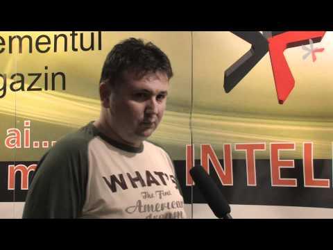 Interviu cu Dl. Silviu Costea, administrator Ram Tech Data Network - Galati