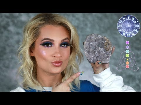 GETTING RID OF BAD VIBES... my crystal collection! thumbnail