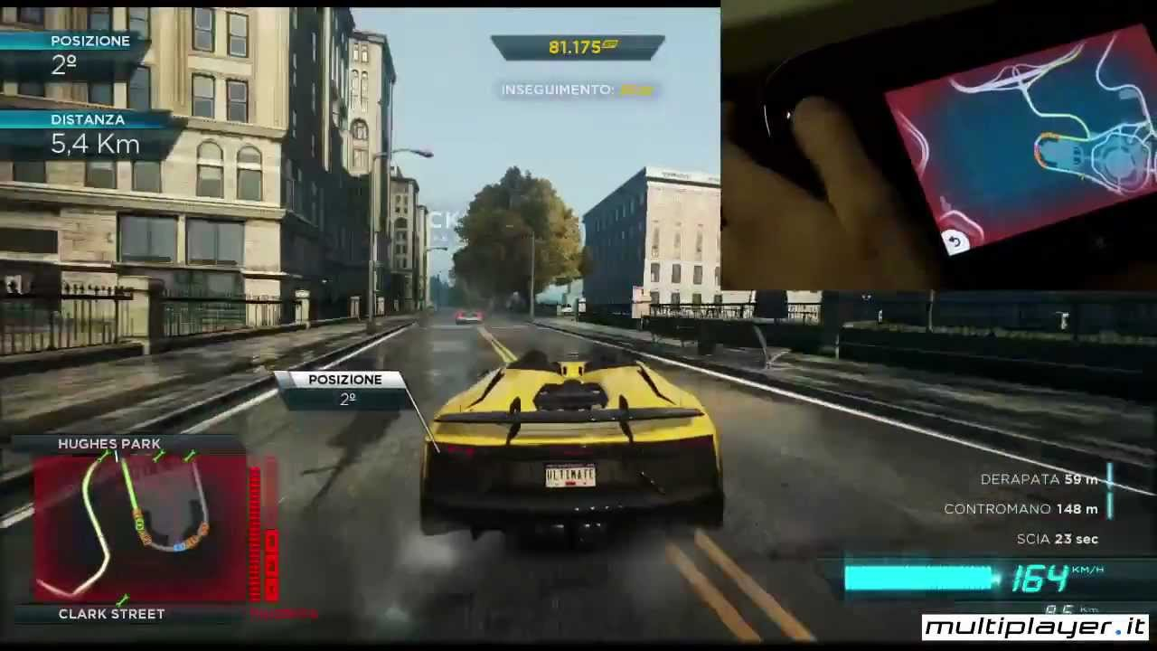 need for speed most wanted u gameplay wii u hd youtube. Black Bedroom Furniture Sets. Home Design Ideas