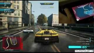 Need for Speed: Most Wanted U - Gameplay Wii U (HD)
