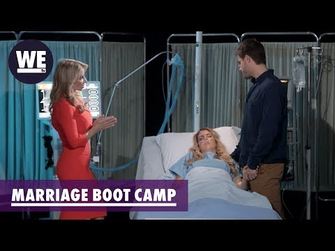 Deathbed Honesty | Marriage Boot Camp: Reality Stars | WE tv