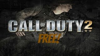 How To Download Call of Duty 2 For Free 2018!