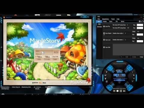 Maple Story Hack GG3 V127 (español) 2013