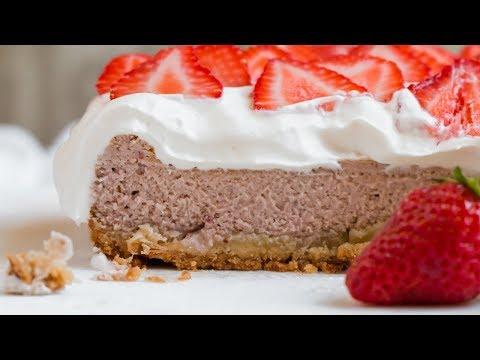 strawberry-keto-cheesecake-bars-|-crowd-pleasing-keto-dessert-|-how-to-make-keto-cheesecake