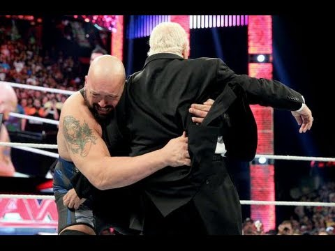 Big Show Knocks Out Dusty Rhodes