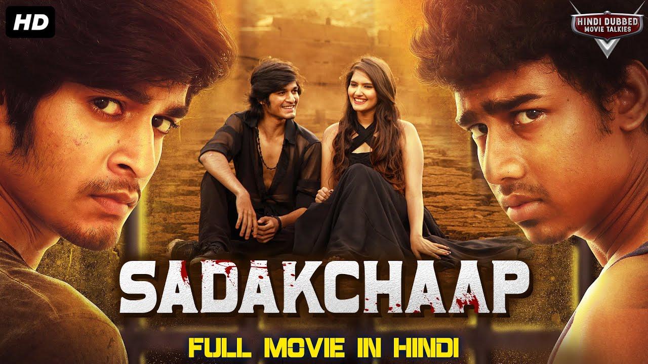 SADAKCHAAP - Hindi Dubbed Full Action Romantic Movie |South Indian Movies Dubbed In Hindi Full Movie