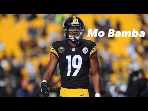 "JuJu Smith-Schuster ""Mo Bamba"" 2019 Pittsburgh Steelers Highlights"