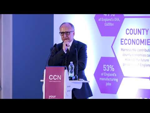 CCN Conference 2017: A Sustainable Solution to Social Care