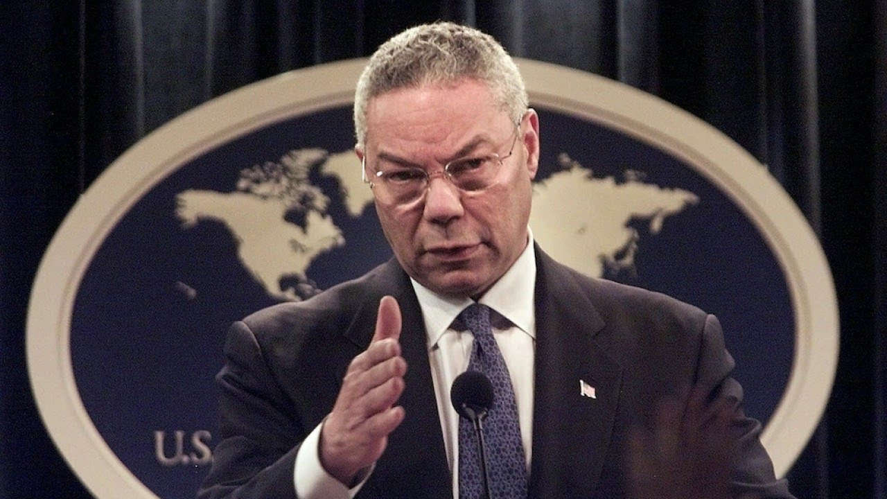 Colin Powell, the former secretary of state, dies at 84